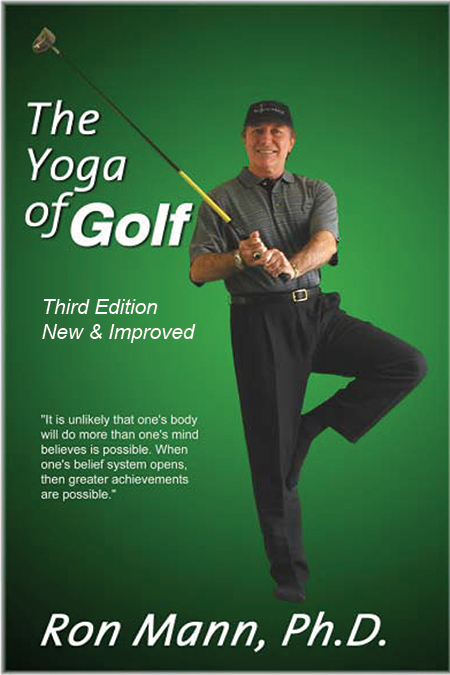 Yoga of Golf Cover